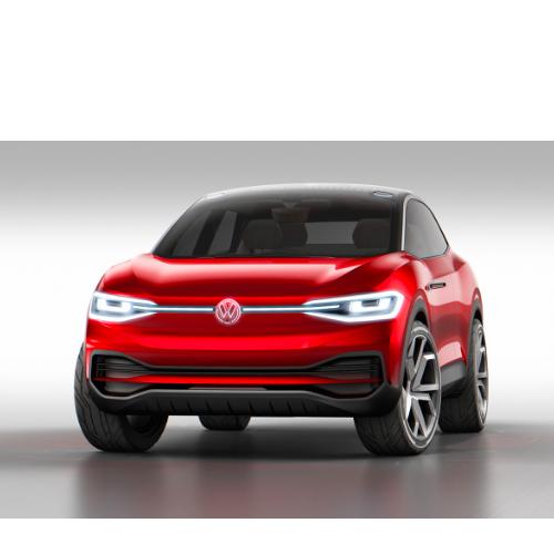 Volkswagen I.D. Crozz - Range: 200 miles
