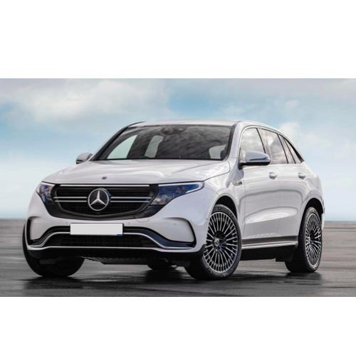 Mercedes-Benz EQC - Range: 225 miles