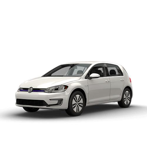 Volkswagen e-Golf - Range: 125 milesPrice: $31,895