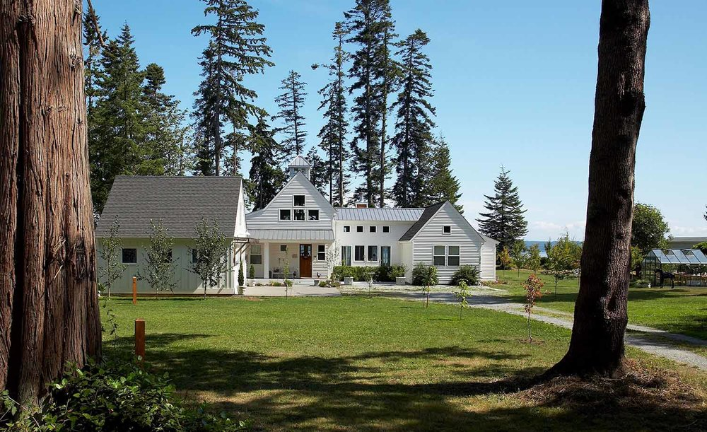 "<span class=""project-title"">BRETLAND ROAD RESIDENCE, WATERFRONT</span>  Camano Island, WA"