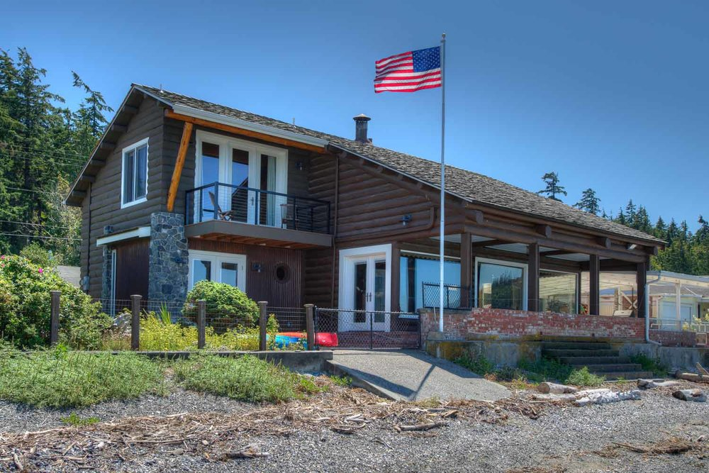 UTSALADY CABIN ADDITION | Camano Island, WA