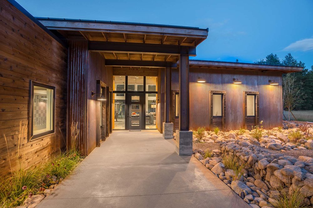 Mazama House Designs Northwest Architects