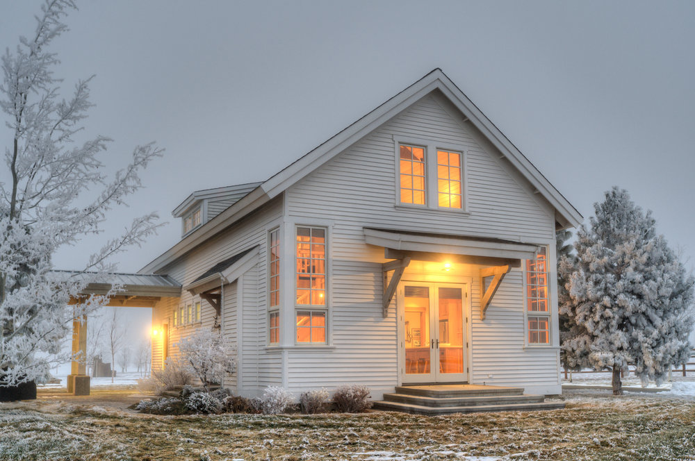 TEN BROECK FARM GUEST HOUSE | Ellensburg, WA