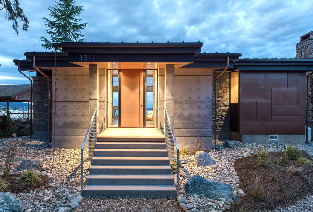 "<span class=""project-title"">BEACH DRIVE STUDIO, WATERFRONT</span>  Camano Island, WA"