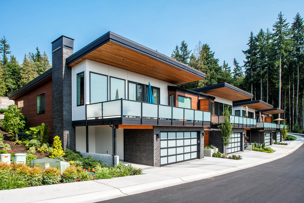 THE RESIDENCES AT PLEASANT BEACH | Bainbridge Island, WA