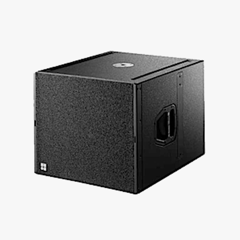 D&B Q-Sub: £27  2 x d&b Q-Sub and d&b D12 Amplifier - £102 (includes cable)
