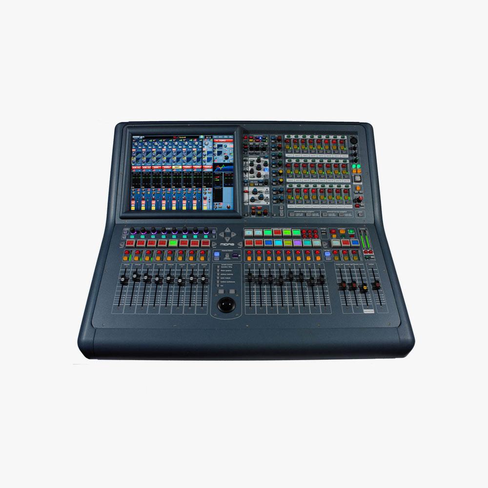 Midas Pro 1: £170  Console, DL251 Stage Box,, 50m Cat5 Cable –£285