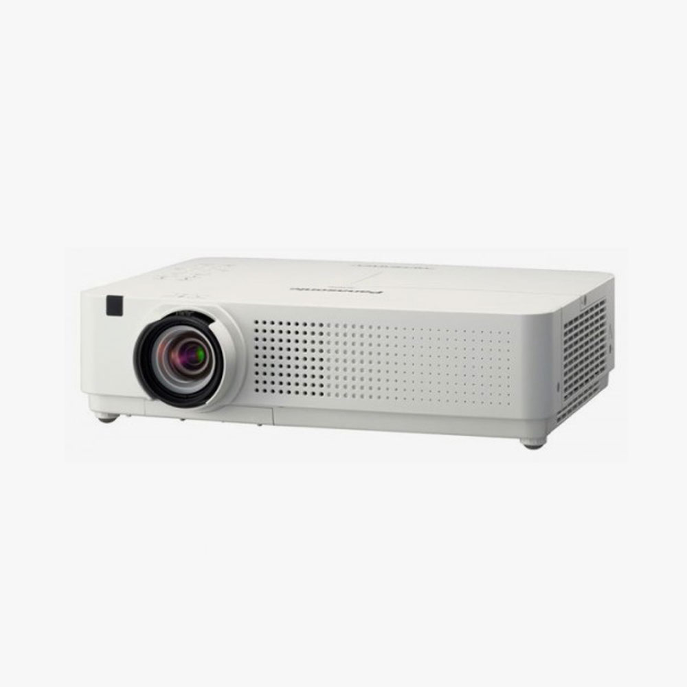 PANASONIC PT-VX500EA: £160  1024X768 XGA, 5000 LUMENS, 1.18 - 1.90:1 LENS, HDMI/VGA/RCA/S-VIDEO INPUTS.