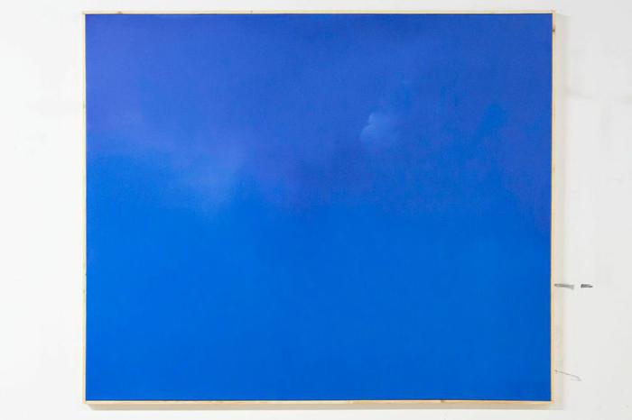Nick Farhi - On Gossamer Wings, 2014 - Oil on canvas, 72 x 60 IN
