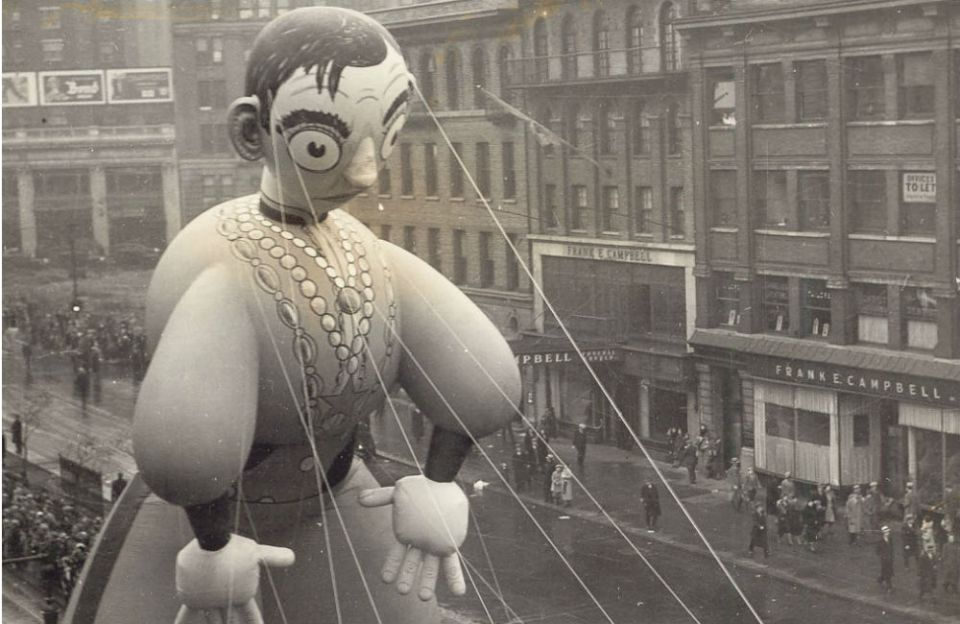Macy's Thanksgiving Parade (1934)