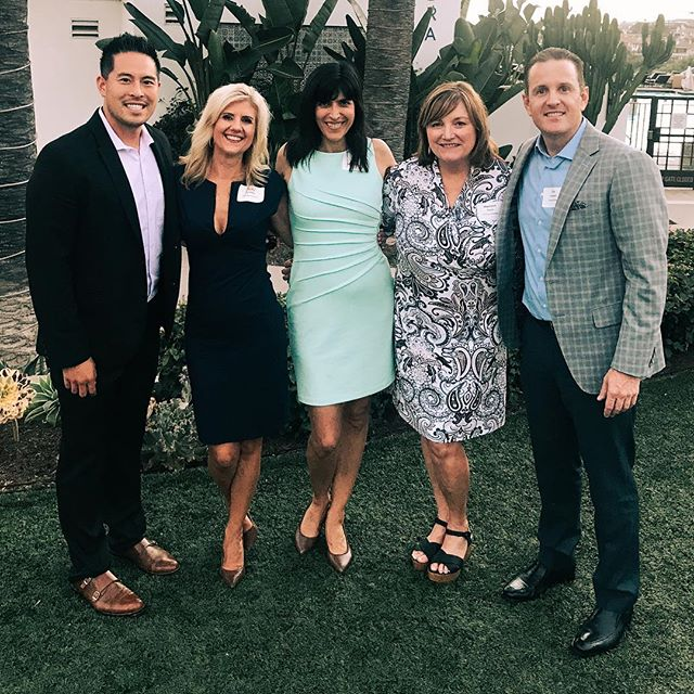#FlashbackFriday to an amazing night at the Quad Inter-Chamber Event hosted by The Club at @monarchbresort! Always a good time when we get together with members of the Laguna Niguel, Dana Point, San Clemente and San Juan Capistrano #ChambersOfCommerce. 👏🤝⠀ ···⠀ #TurnedUPMedia | Amplify Your Brand 🔊