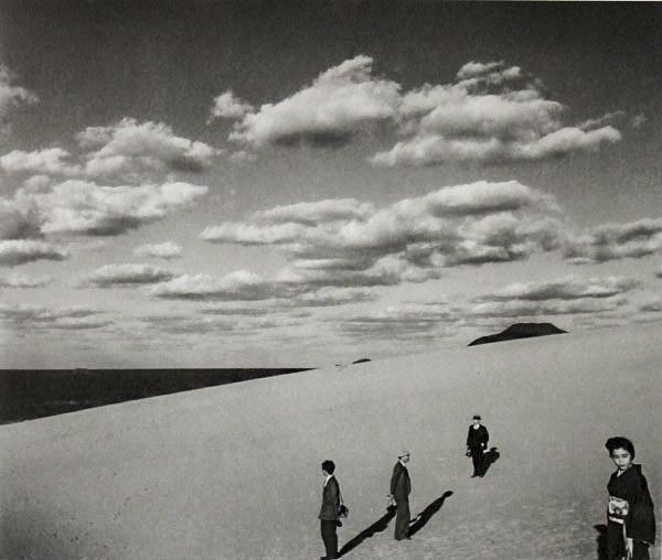 Shoji Ueda  My Wife on the Sand Dune  1950
