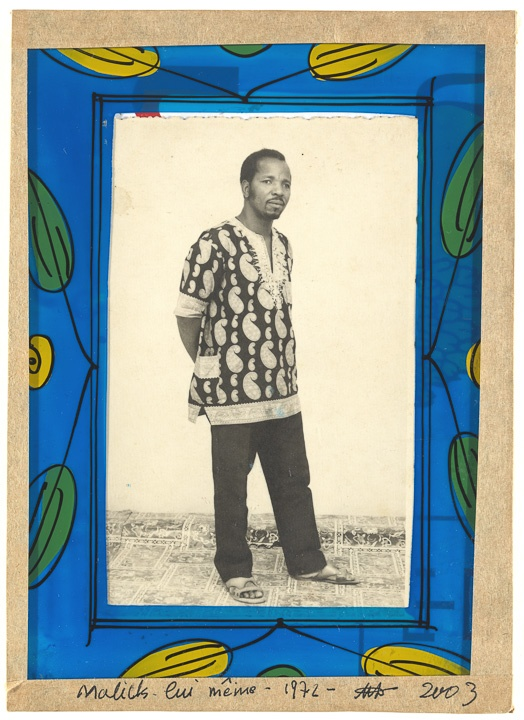 Malick Sidibé Malick lui même (Malick himself), 1972, Los Angeles County Museum of Art, The Audrey and Sydney Irmas Collection