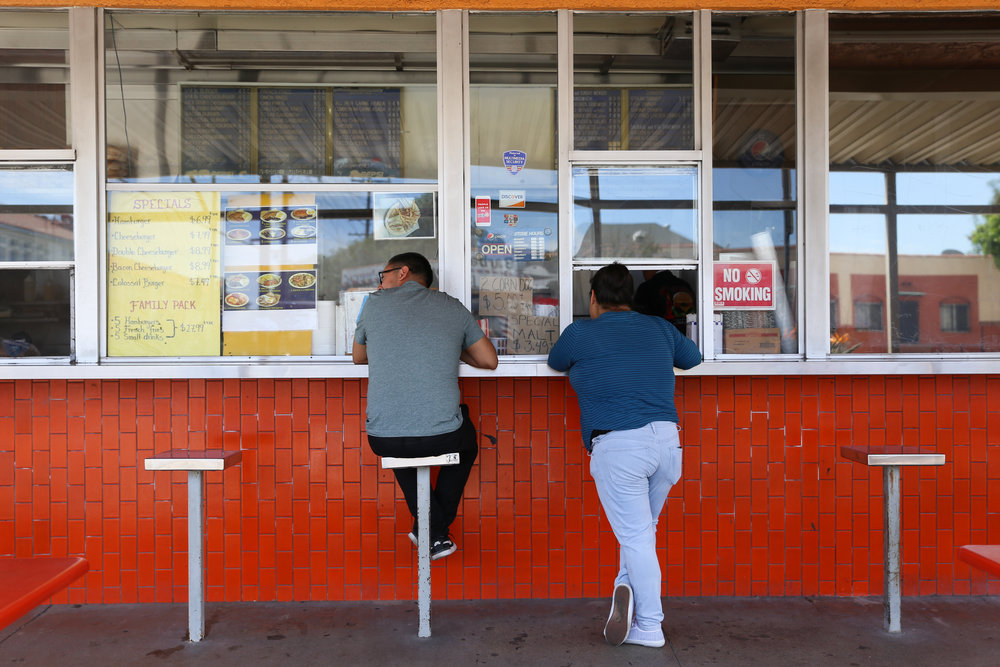 Metztli Garcia, 1st Street burgers, 2018