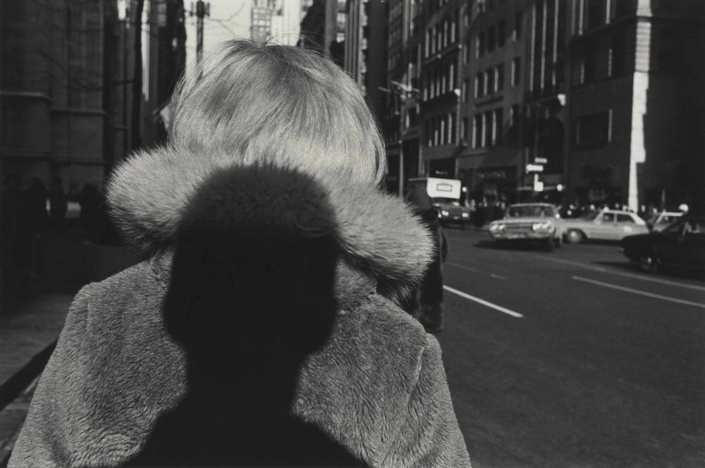 Lee Friedlander,  New York City , 1966