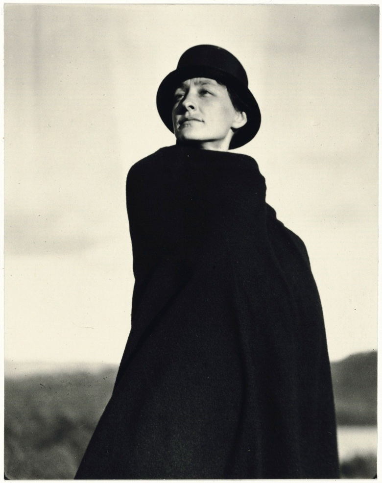 Alfred Stieglitz,  Georgia O'Keeffe: A Portrait , 1920-1922