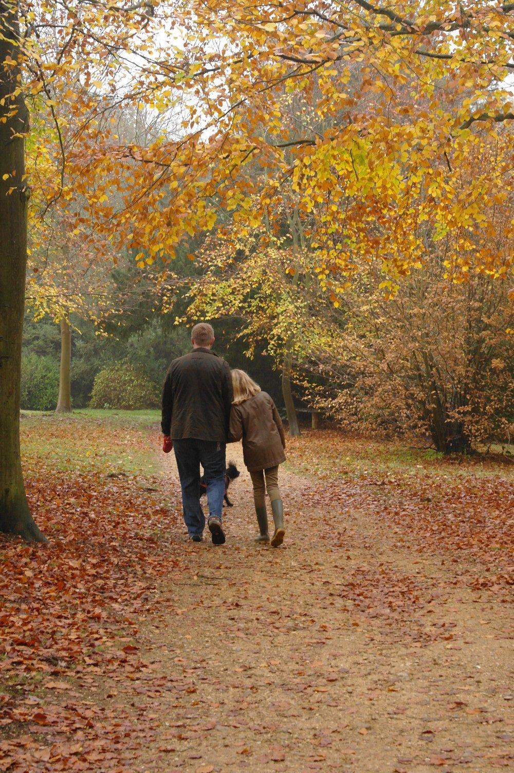 A weekend walk at Stowe Landscape Gardens in Buckinghamshire.