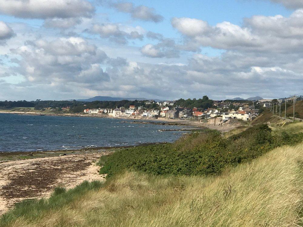 One of my favourite walks along the Fife Coastal Path.