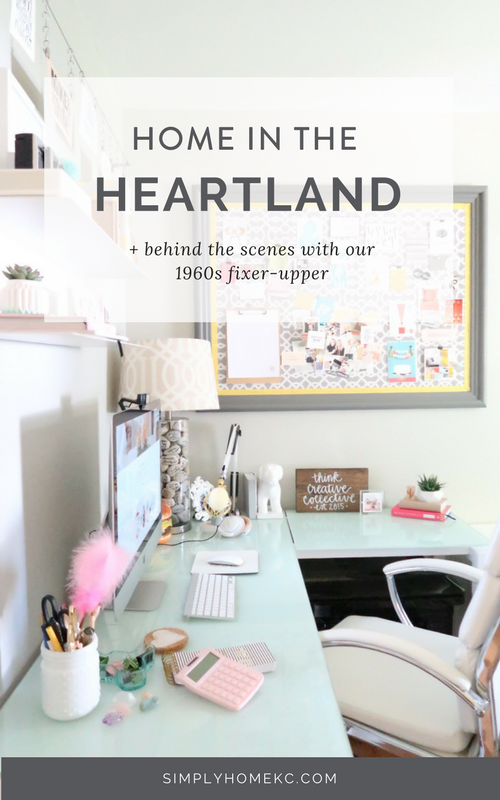 Home in the Heartland + behind the scenes with our 1960s fixer-upper | Simply Home