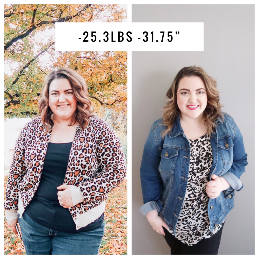 Abagail Pumphrey - How she lost more than 25 pounds in 2 months! - SimplyHomeKC.com