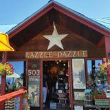 RAZZLE DAZZLE          GIFTS         McCall, Idaho