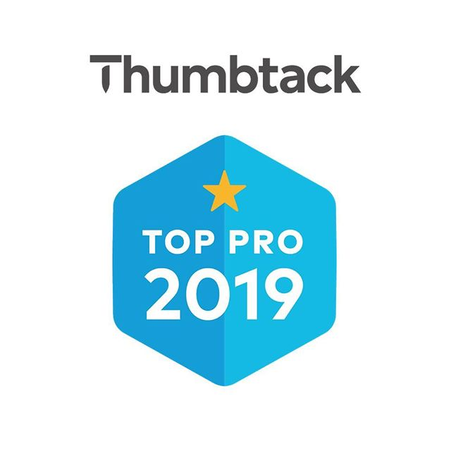 Thank you Thumbtack for the January love! I'm excited to start the 2019 season and join all you couples in making your big day even better!