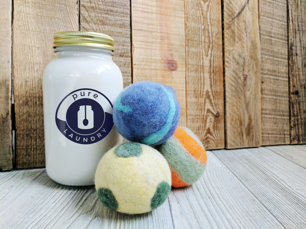 Love Your Laundry! - Free of dyes and artificial fragrancesSafe for HE wash machinesSo pure it softens your clothesOur jar packaging takes up minimum spaceHandcrafted in Midland, MI