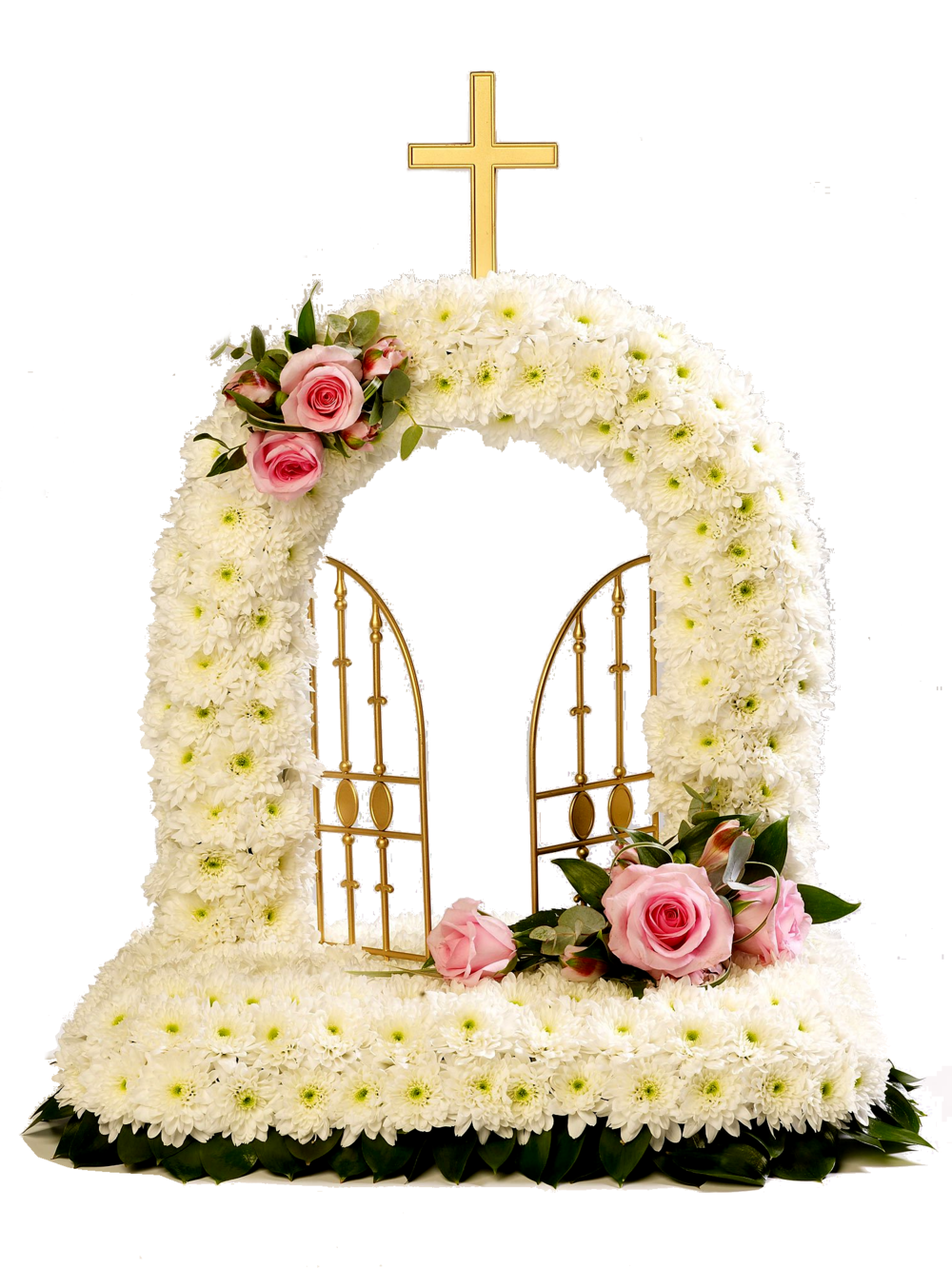 Funerals passion flowers doncaster 41a gates of heaveng izmirmasajfo Choice Image