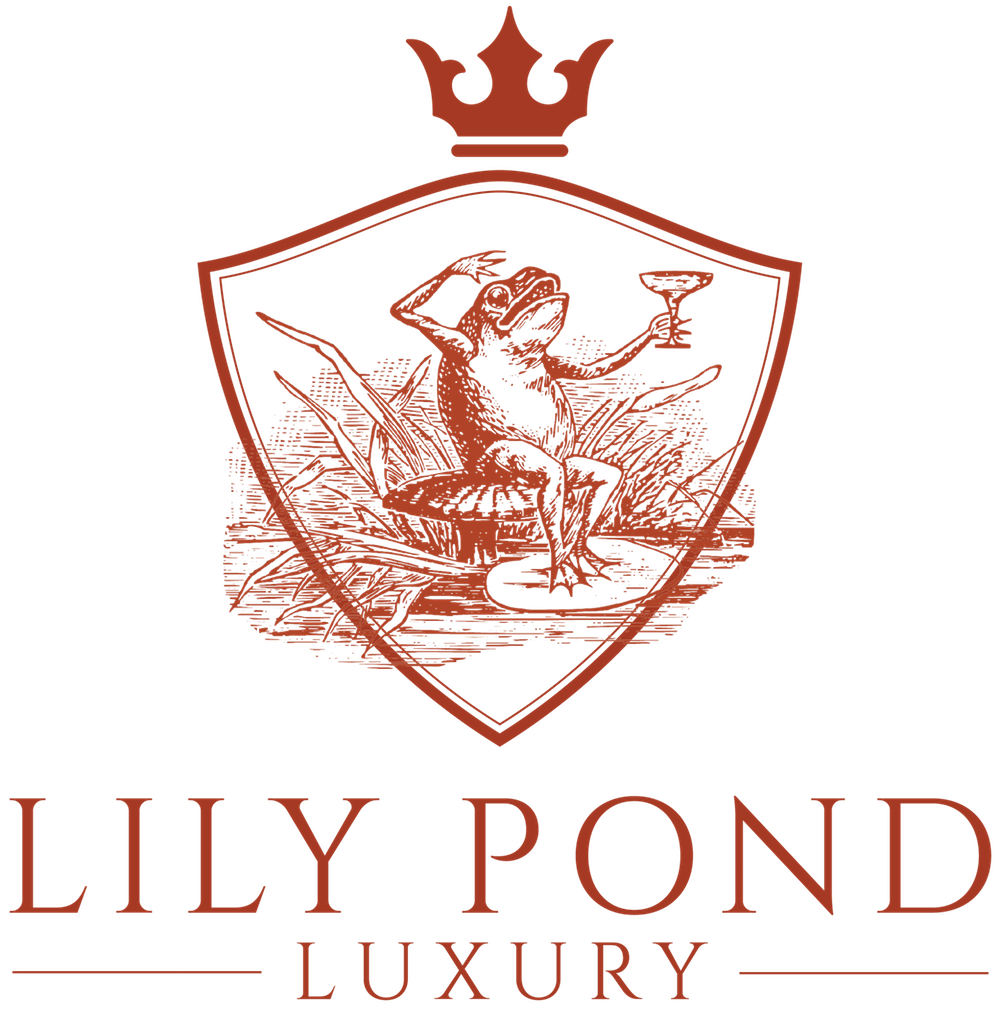 Lily Pond Luxury