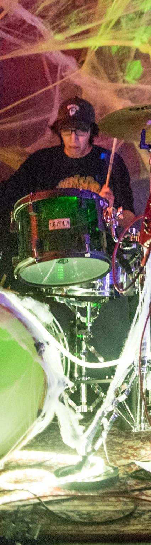 Drums  - Marcus Chavez