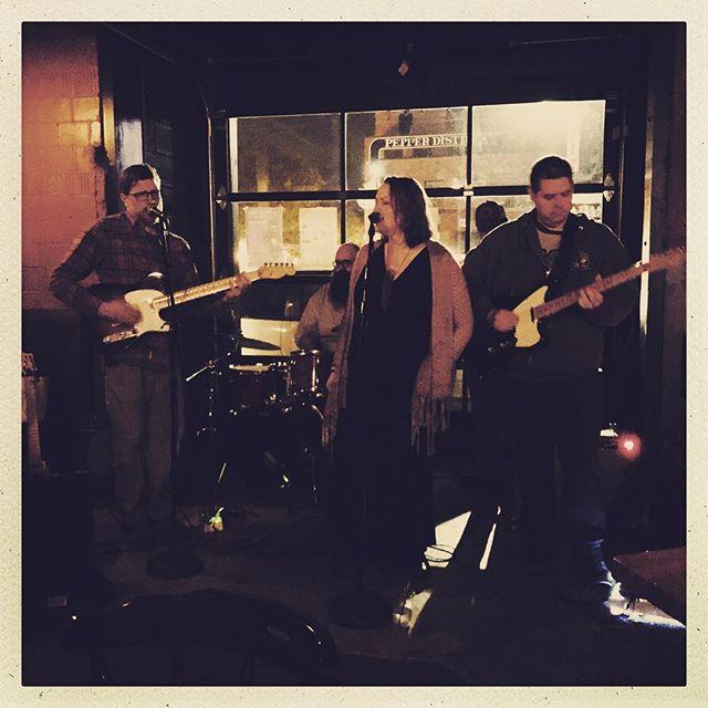 Don Rogers Band killin it last night @theelkhorntavern