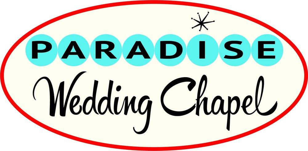las vegas wedding chapel logo