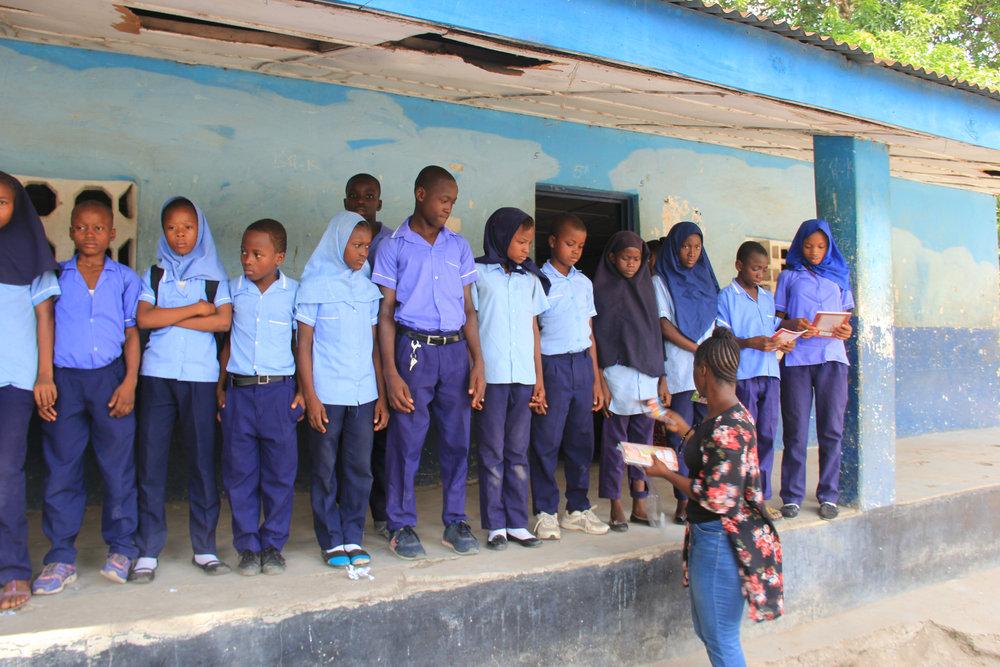 Ansarul Islamic Primary