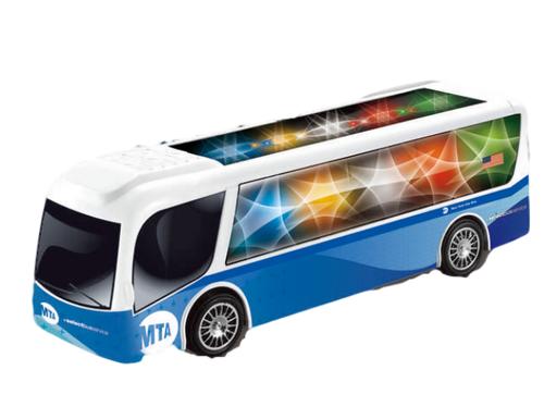 Light City Bump N Go Bus