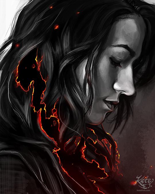 Carmilla on Fire