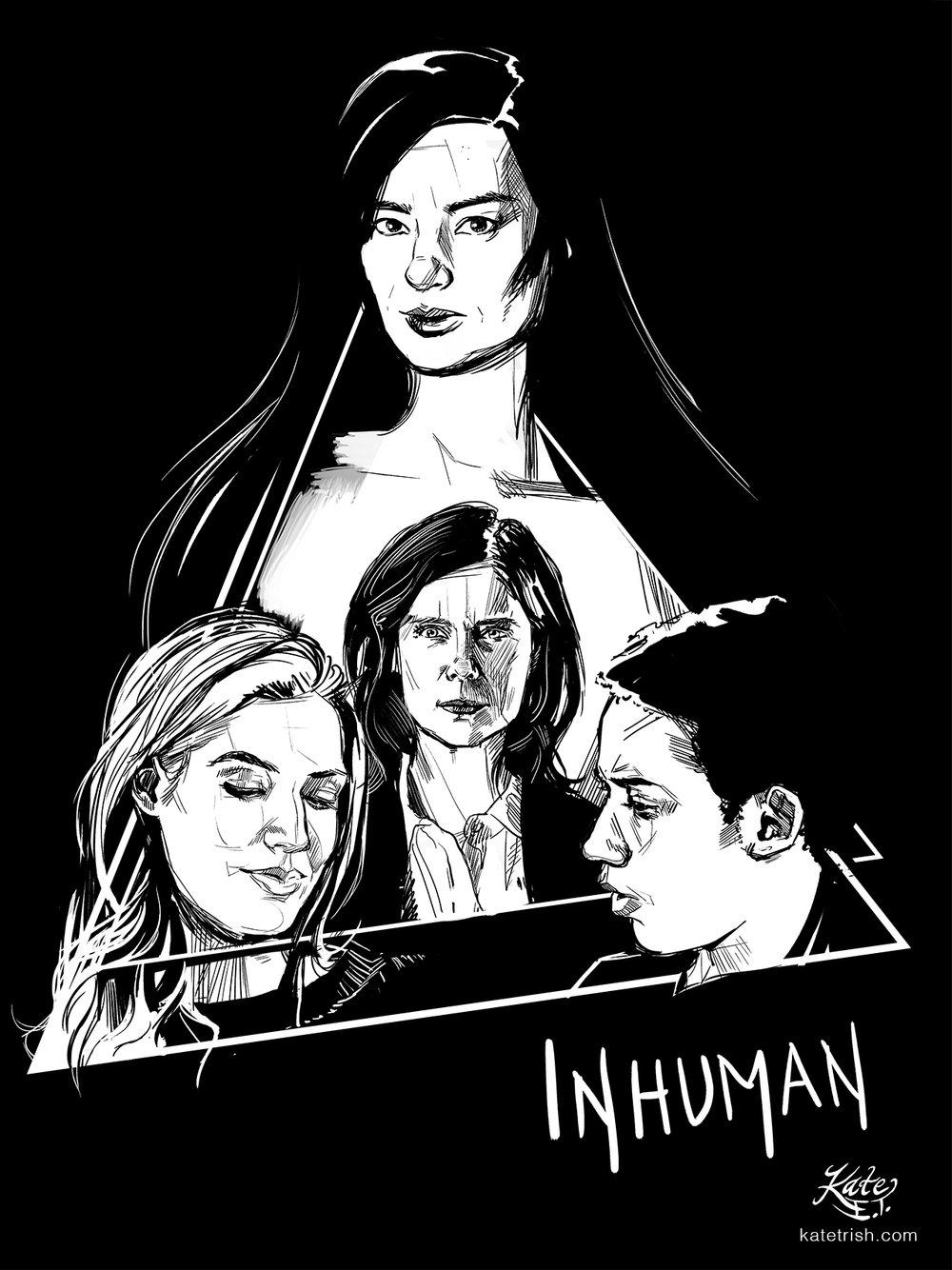 Inhuman Condition (Webseries)