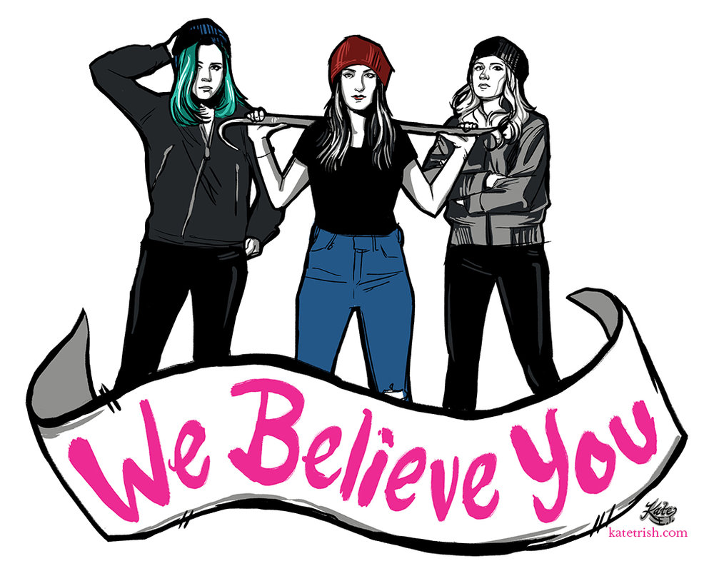 We Believe You - Sweet Vicious - Commission