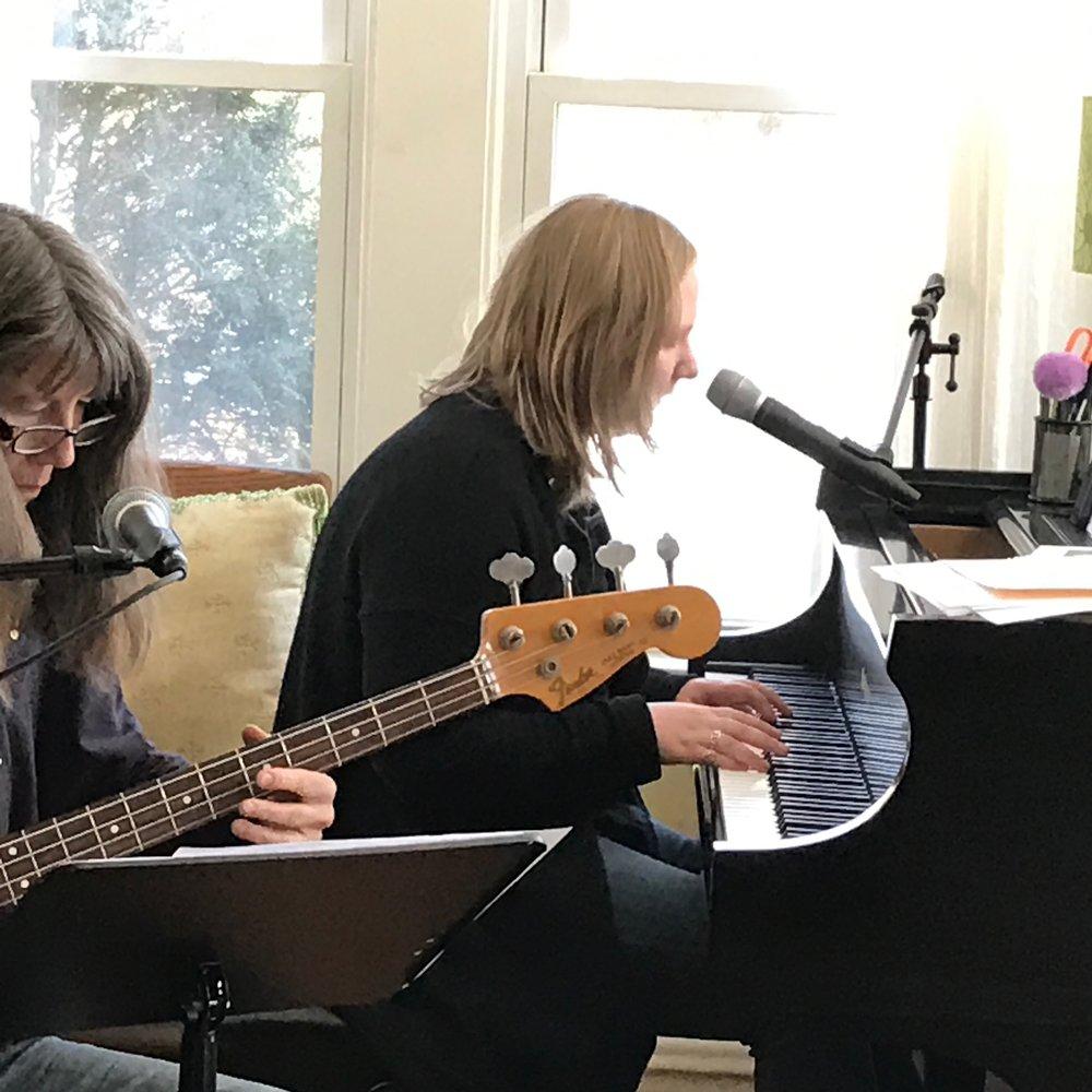 The Many Rehearsing