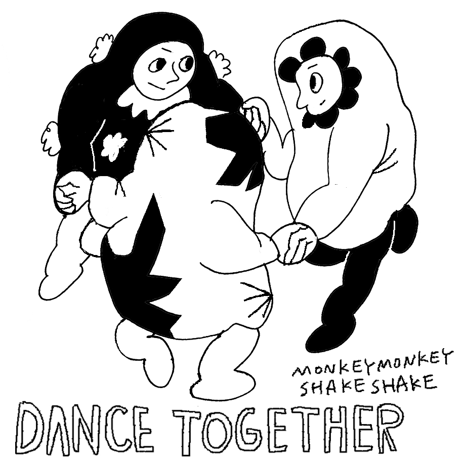 We dance toghther