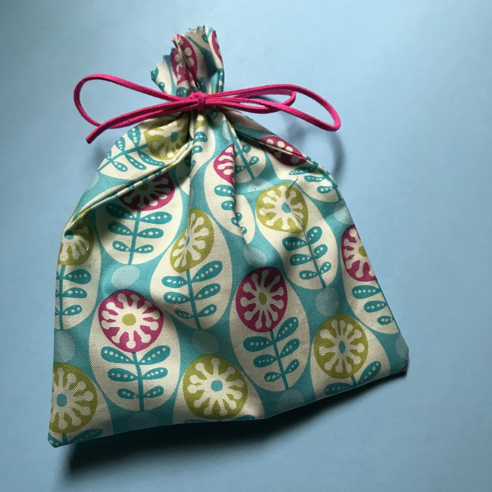 Pattern from Ruby Star Wrapping