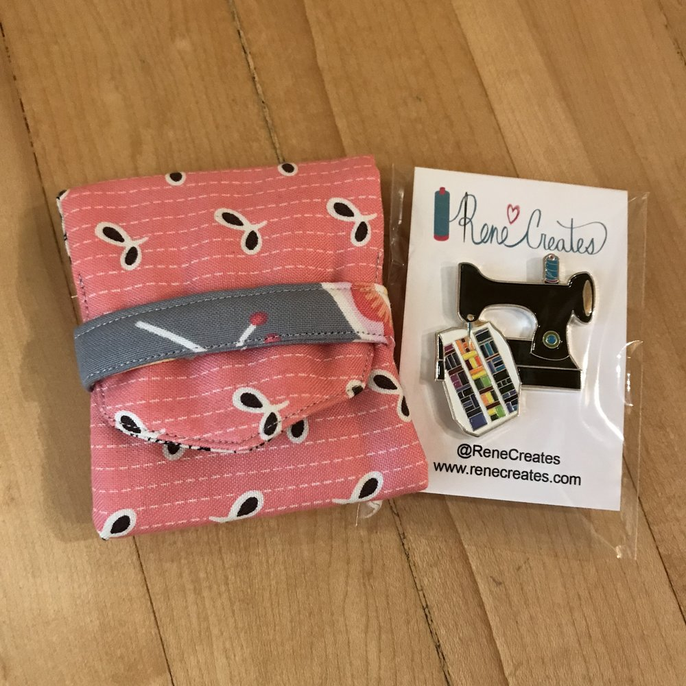 Handy Fold-up Pouch