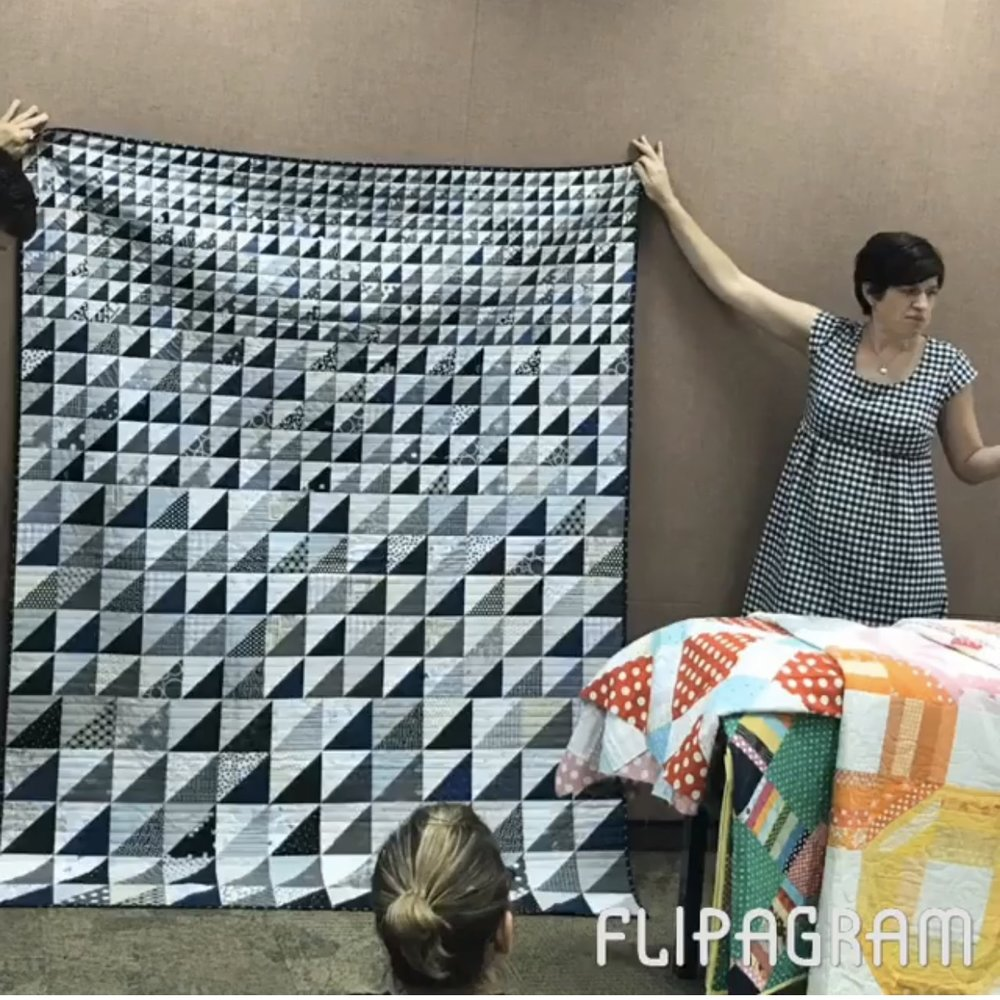 I love this quilt too!!!