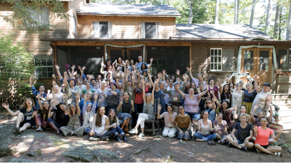 Squam Fall 2018 group photo by  Tory Williams