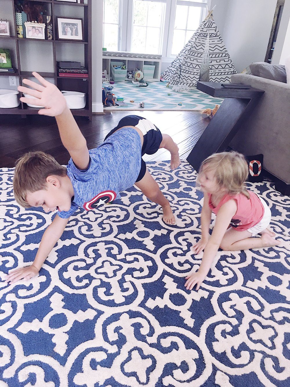 Sunday is for yoga with my buddies