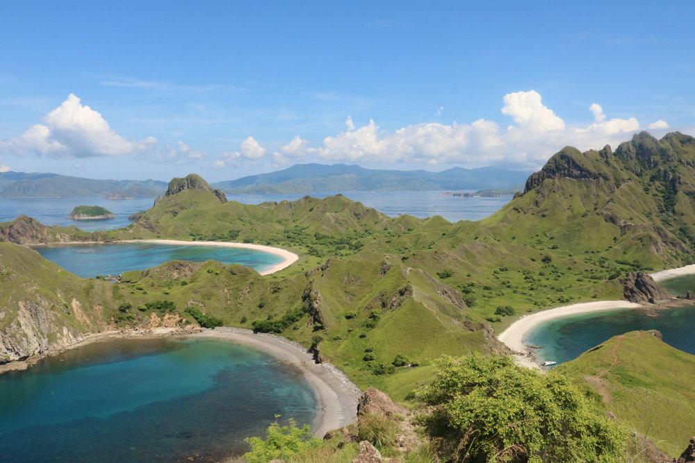 Padar Island, Komodo, Nusa Tenggara