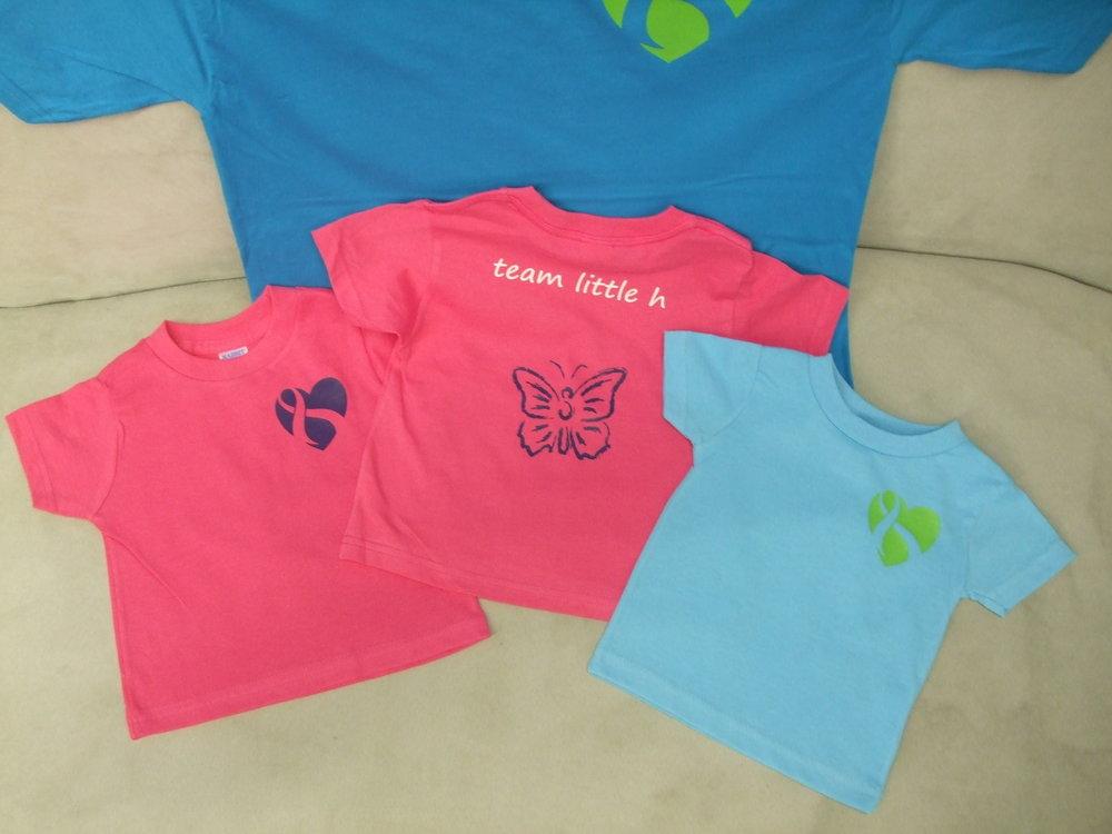 Team Little Hanna Benefit Shirts Assorted.JPG