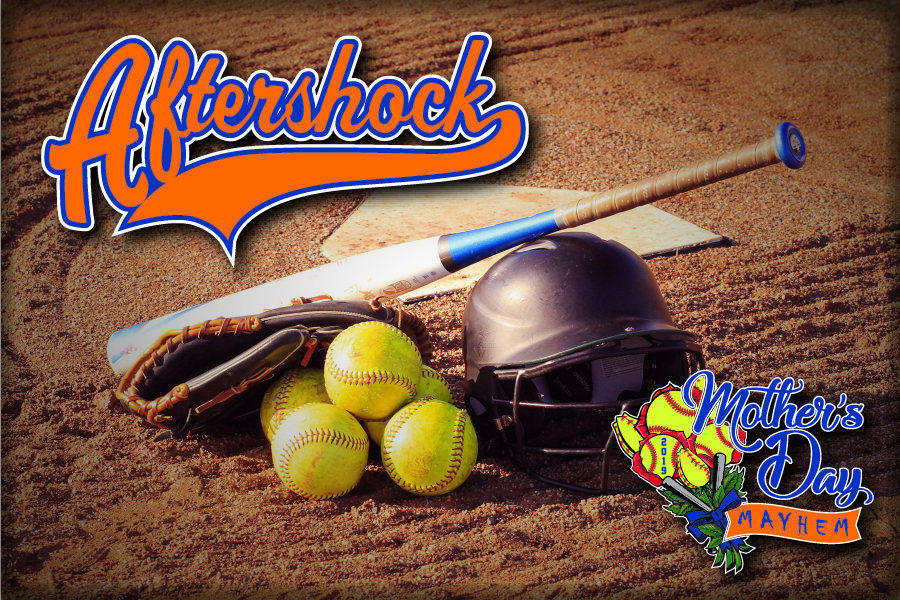 Aftershock Softball - Aftershock softball fan gear now available!