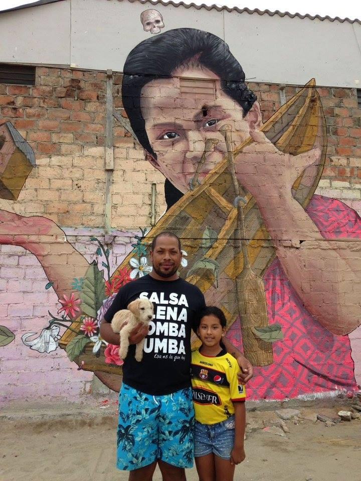 """David Zayas - Ponce, PR          Artista Plástico y muralista, con exposiciones individuales como ANIMALIA en el Museo de Arte de Caguas y MURALIS: Exposición de Muralismo Contemporáneo en el Museo de las Américas. En el 2012 creo el proyecto """"Un Zayas por Día"""" con el que logro entrar en colecciones de España, Brasil, México, Paraguay y EU. En los últimos años a participado como muralista de diferentes proyectos internacionales, como por ejemplo en el La 12na Bienal de La Habana, Cuba, en Loiza Festival of El Barrio in New York , Curatoria Forense en Villa Alegre, Chile, en Street Art Tallahassee, FL, en la 3ra Bienal Internacional MULI de Muralismo y Arte Publico de Colombia, 352Walls de Gainesville, FL. entre otros.     http://www.zayasart.com"""