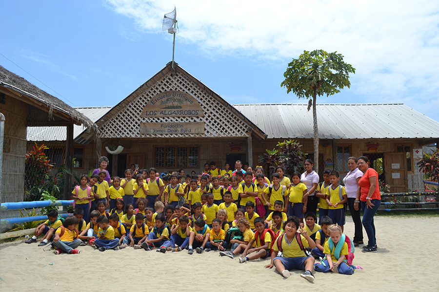 Escuela Algarrobos