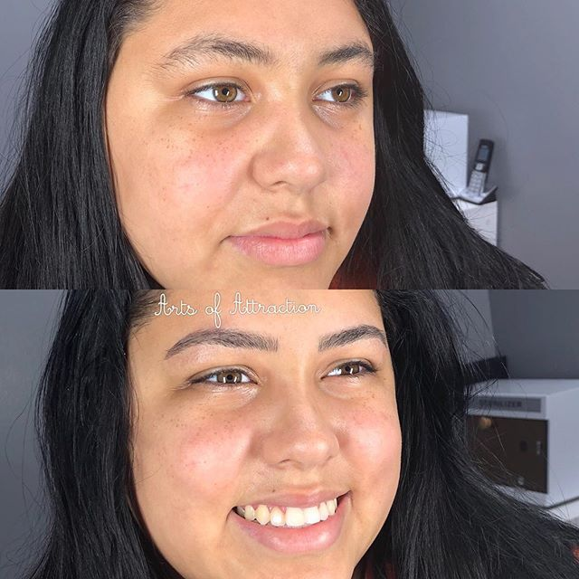 U want brows that don't wipe off?? 'Nuff said 💁🏽‍♀️ Microblading By Jordan! 🦋💕 📩 Book Appointment Online- www.bookaoa.com ☎️ 727-580-3558 www.artsofattractionllc.com 💌 Info@artsofattractionllc.com